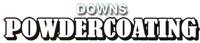 Downs Powdercoating logo