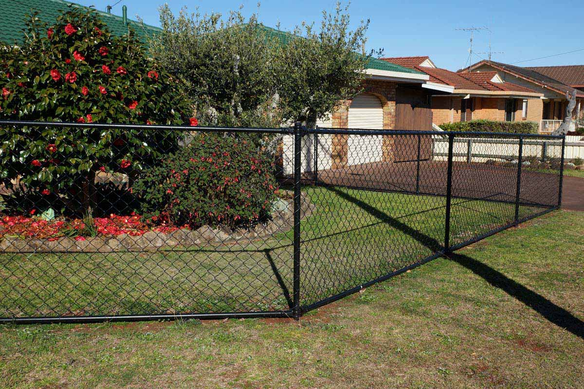 Image result for Chainwire Fencing home