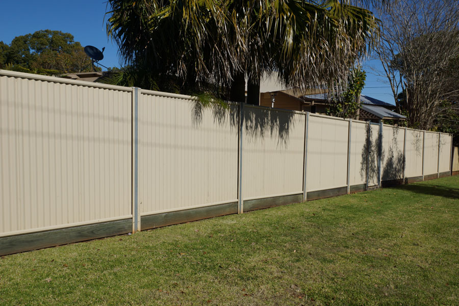 Colorbond Fencing Leicht S Products