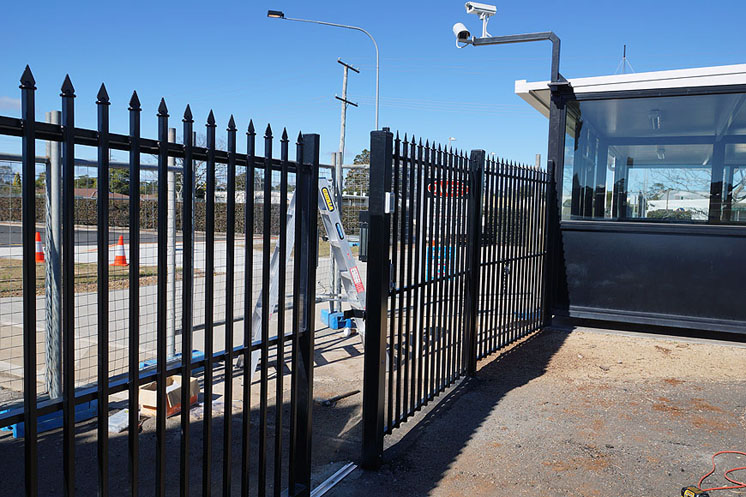 Security Fencing Leicht S Products